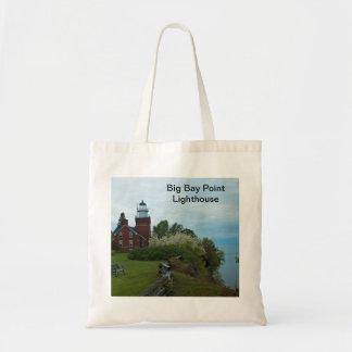 Big Bay Point Lighthouse Bag