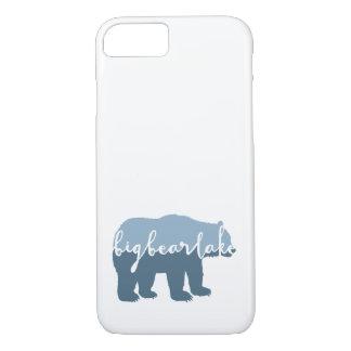 Big Bear Lake, California | Calligraphy iPhone 7 Case