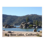 Big Bear Lake, California Post Cards