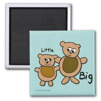 Big Bear Little Bear Refrigerator Magnet