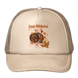 Big Beer-Happy Oktoberfest Hats