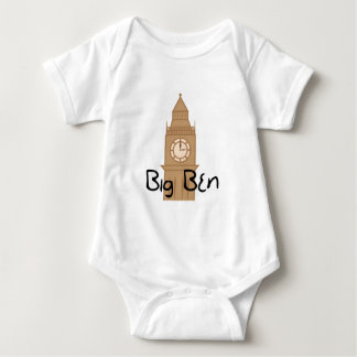 Big Ben 2 Baby Bodysuit
