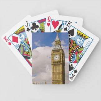 Big Ben 5 Bicycle Playing Cards