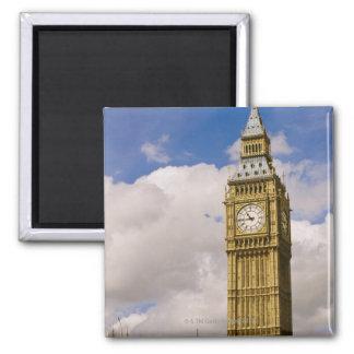 Big Ben 5 Square Magnet