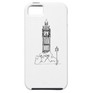 big ben.ai iPhone 5 cases