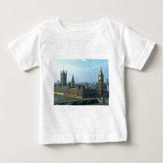 Big Ben and Houses of Parliament - London Baby T-Shirt