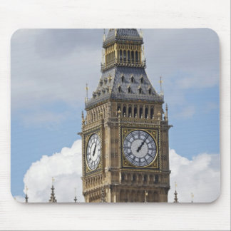 Big Ben and Houses of Parliament, London, Mouse Mat