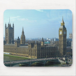 Big Ben and Houses of Parliament - London Mouse Mat