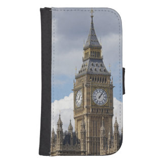 Big Ben and Houses of Parliament, London, Samsung S4 Wallet Case