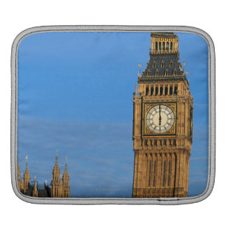 Big Ben and Parliament Building iPad Sleeve