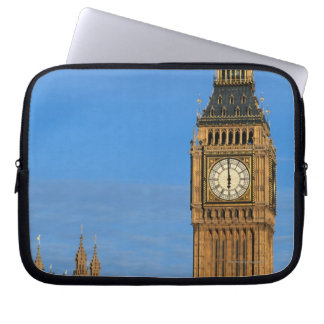 Big Ben and Parliament Building Laptop Sleeve