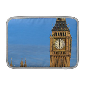 Big Ben and Parliament Building MacBook Sleeve