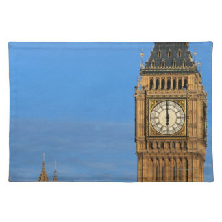 Big Ben and Parliament Building Placemat