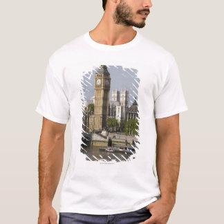 Big Ben and Thames River T-Shirt