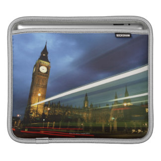 Big Ben and the Houses of Parliament iPad Sleeve