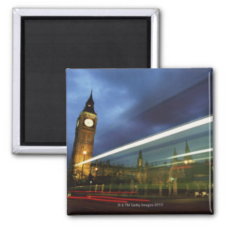 Big Ben and the Houses of Parliament Magnet