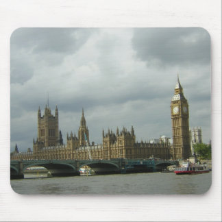 Big Ben and the Houses of Parliament Mouse Mat