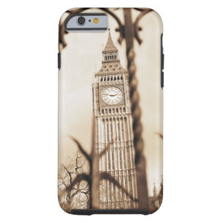 Big Ben at Parliament, London Tough iPhone 6 Case
