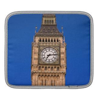 Big Ben at the British Capital iPad Sleeve