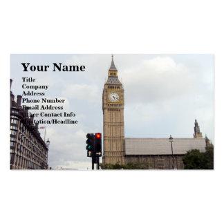 Big Ben Business Card Template