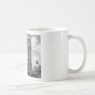 Big Ben Clock tower London Coffee Mug