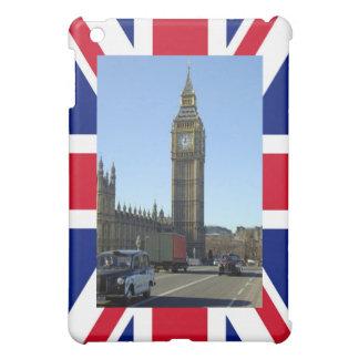 Big Ben Clock Tower London iPad Mini Covers