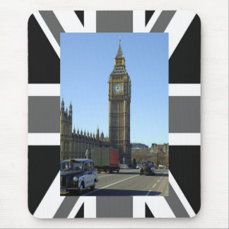 Big Ben Clock Tower London Mouse Pad