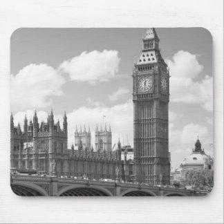 Big Ben Clock tower London Mousepad
