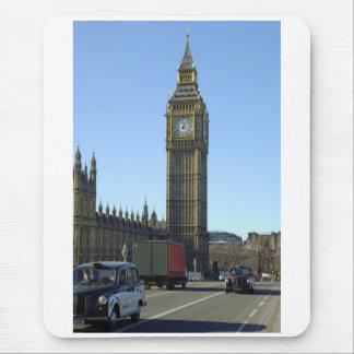 Big Ben Clock Tower London Mousepads