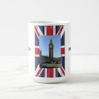 Big Ben Clock Tower London Mug