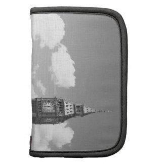 Big Ben Clock tower London Folio Planner