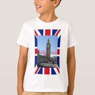 Big Ben Clock Tower London T-Shirt