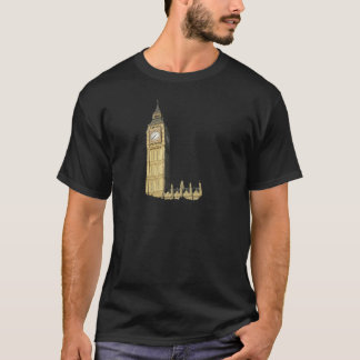 Big Ben (Clock Tower), London T-Shirt