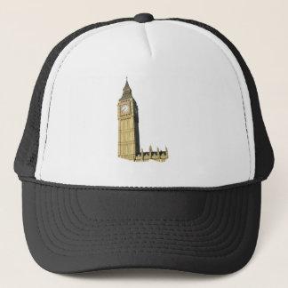 Big Ben (Clock Tower), London Trucker Hat
