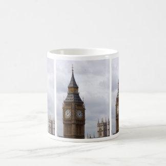 Big Ben clocktower Basic White Mug