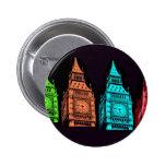 Big Ben Collage Button