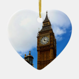 Big Ben Customisable Christmas Ornament