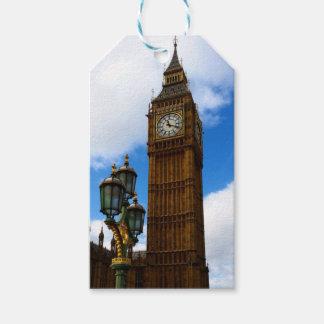 Big Ben Gift Tags