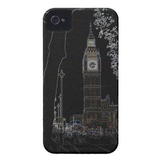 Big Ben Glows iphone 4 case
