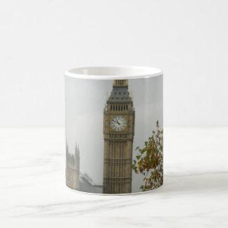 Big Ben House of Commons Basic White Mug