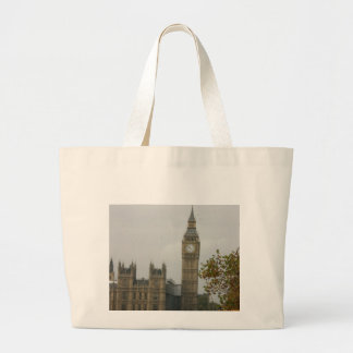 Big Ben House of Commons Canvas Bag