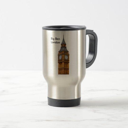 Big Ben image for Travel/Commuter Mug