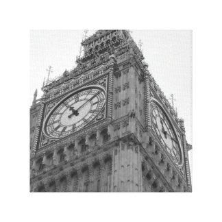 Big Ben in London Canvas Print