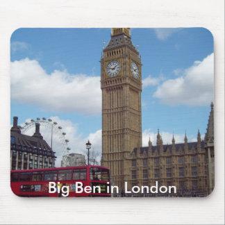 Big_Ben in London Mousepads