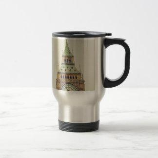 Big Ben in London Coffee Mug