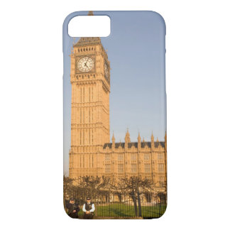 Big Ben in London souvenir photo iPhone 8/7 Case