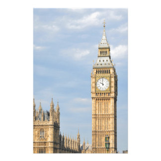 Big Ben in London Stationery
