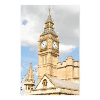 Big Ben in London Stationery