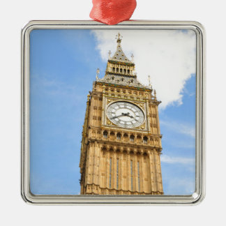 Big Ben in London, UK Christmas Ornament
