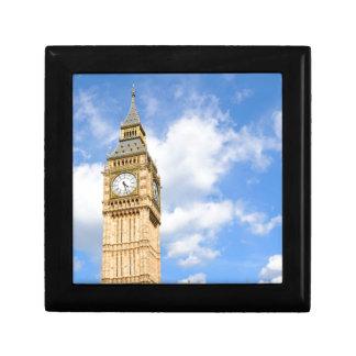 Big Ben in London, UK Gift Box